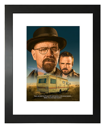 Buy Breaking Bad Limited Edition Prints on Etsy