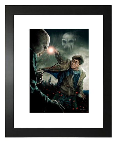 Buy Harry Potter Framed Limited Edition Prints on Etsy