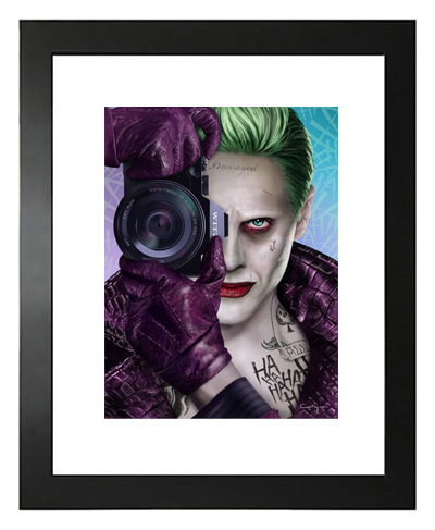 Buy The Joker, Jared Leto Limited Edition Prints on Etsy